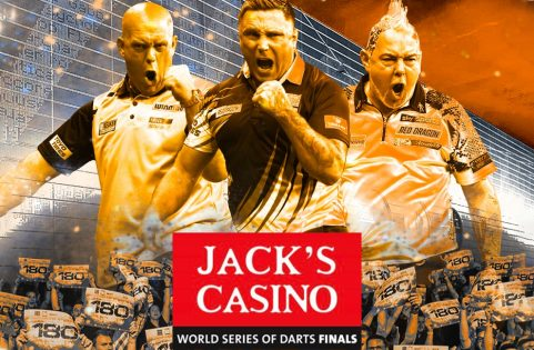 Jack's Casino World Series of Darts Finals - 19:00