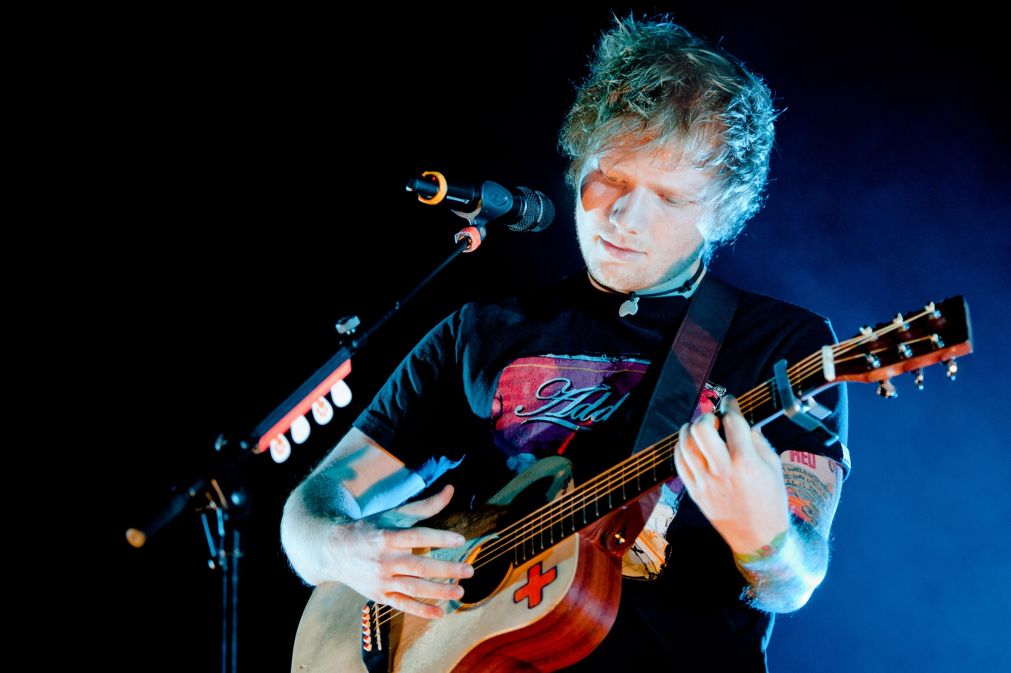 Ed Sheeran & Passenger || AFAS Live