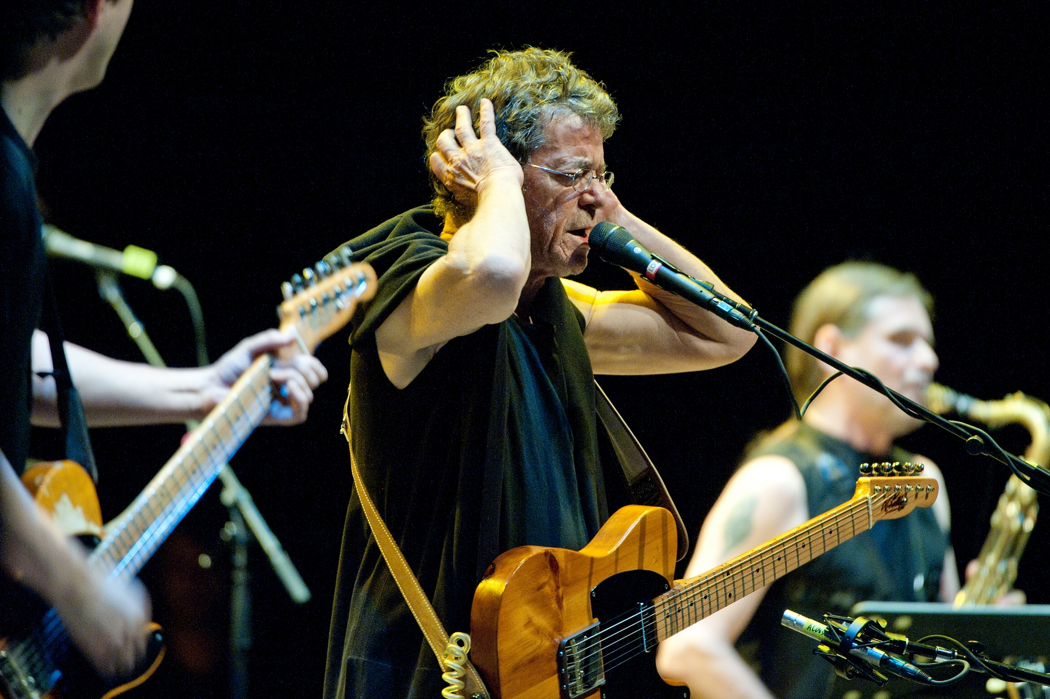 Laatste concert Lou Reed || AFAS Live