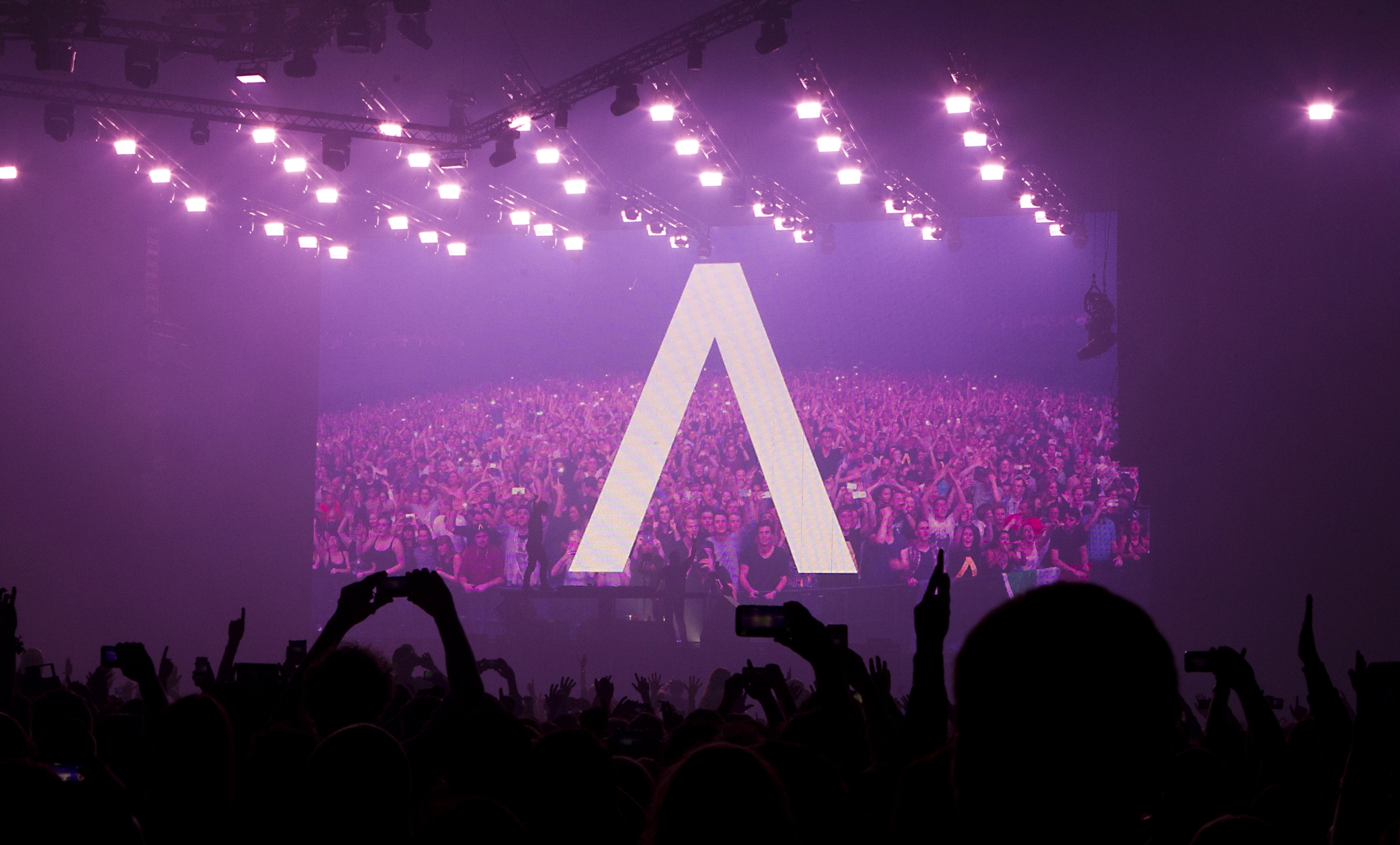 5 shows tijdens ADE || AFAS Live