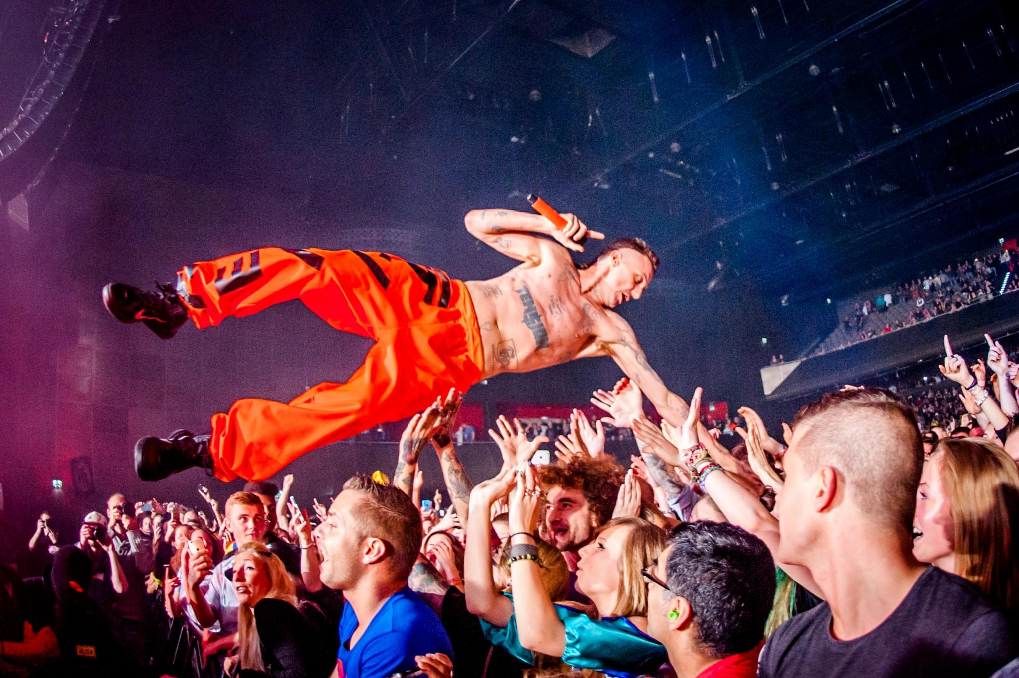 Concert Die Antwoord || AFAS Live
