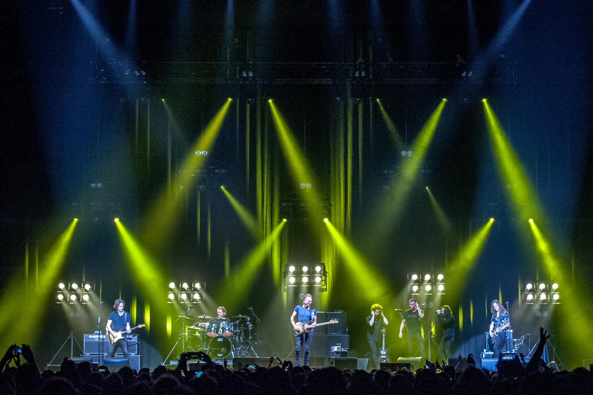 Sting || AFAS Live