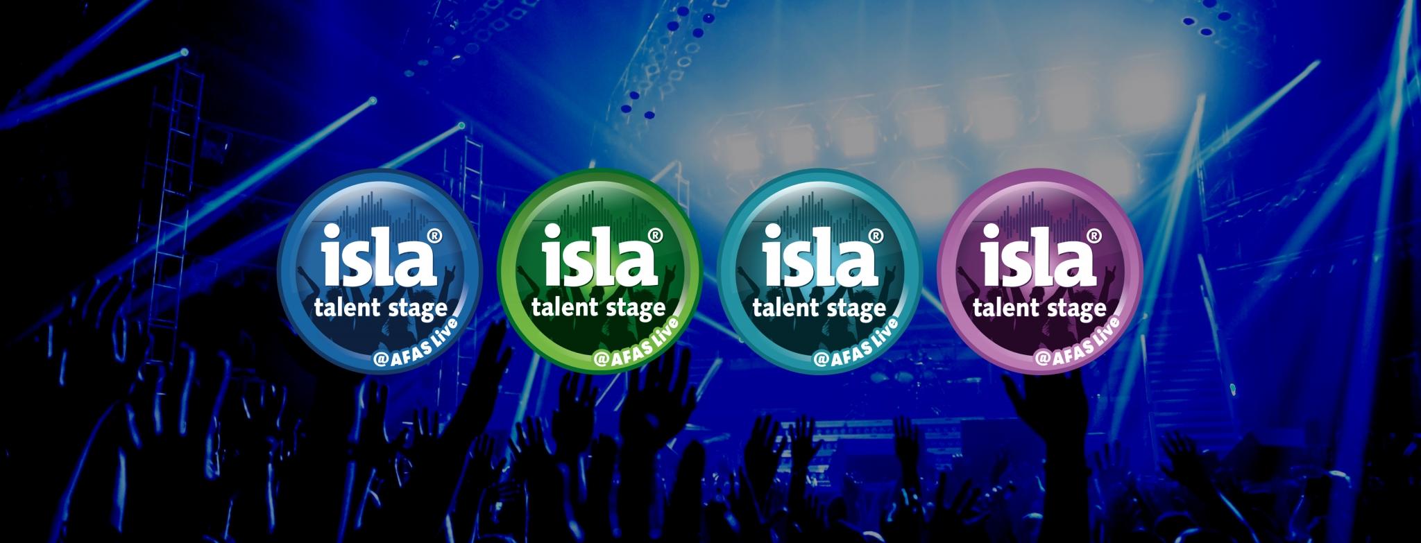 Eerste show Isla Talent Stage || AFAS Live