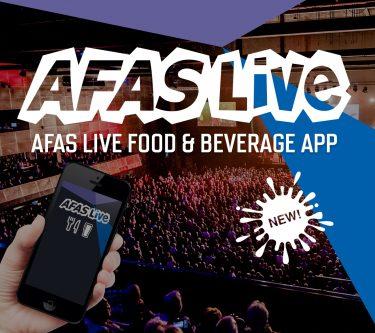 Nieuw: AFAS Live Food & Beverage App