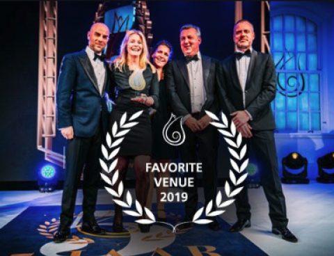 AFAS Live wint Award voor Favorite Venue