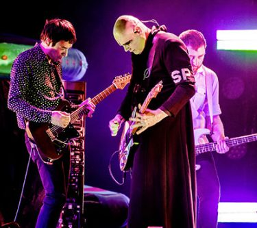 The Smashing Pumpkins is als een wervelwind