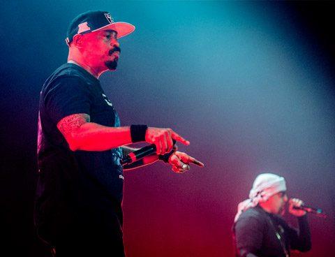 'AFAS Live gaat loco voor Cypress Hill'