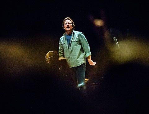 Eddie Vedder zet magische shows neer
