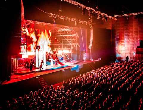 Jesus Christ Superstar terug in AFAS Live