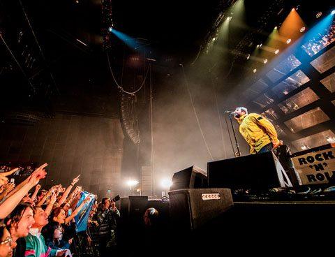 Liam Gallagher brengt Manchester naar AFAS Live