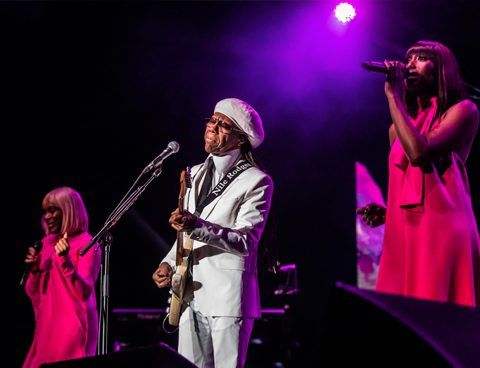 Dance, Dance, Dance met Nile Rodgers & CHIC