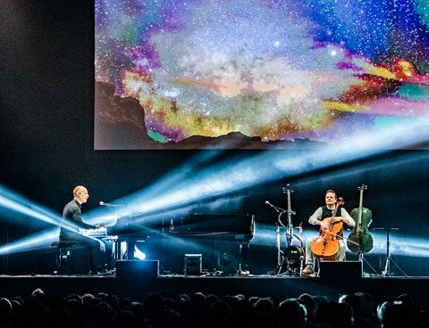 The Piano Guys in AFAS Live