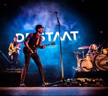 De Staat: livemuziek 2.0.