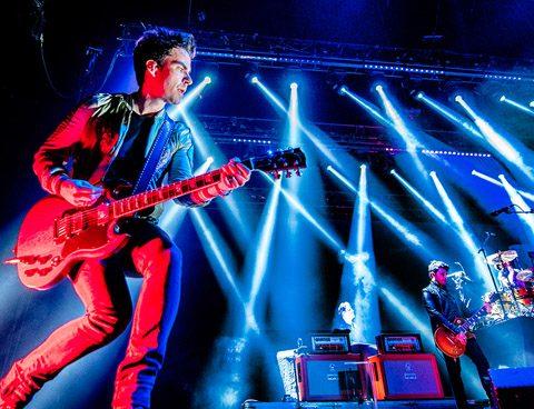 Stereophonics na 10 jaar terug in AFAS Live